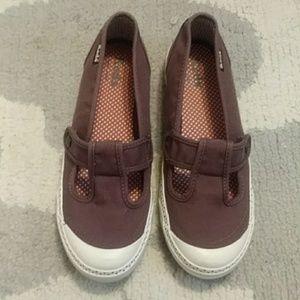 Keds slip on shoes